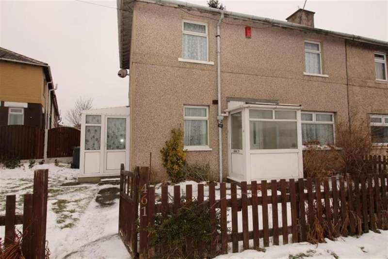 2 Bedrooms Semi Detached House for rent in Dick Lane, Thornbury, BD3 7AQ