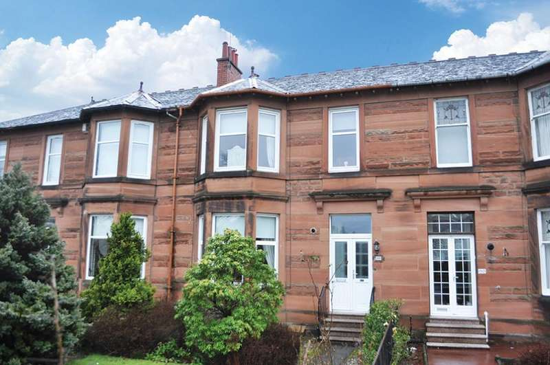 3 Bedrooms Terraced House for sale in 152 Carmunnock Road, Cathcart, G44 5AG