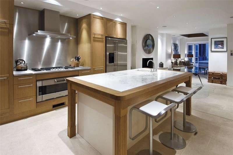 4 Bedrooms Terraced House for sale in Hollywood Road, London, SW10