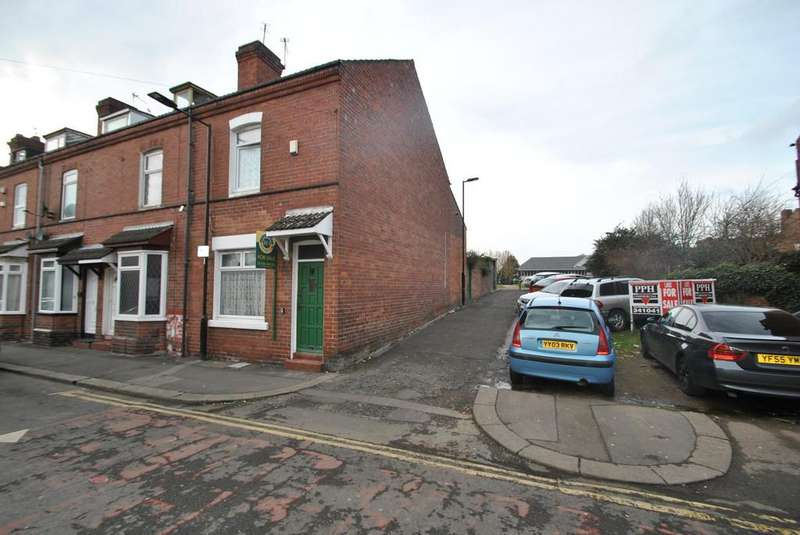 2 Bedrooms End Of Terrace House for sale in Apley Road, Hyde Park