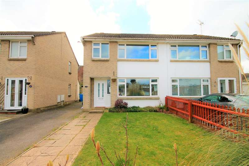 3 Bedrooms Semi Detached House for sale in Gussage Road, Poole