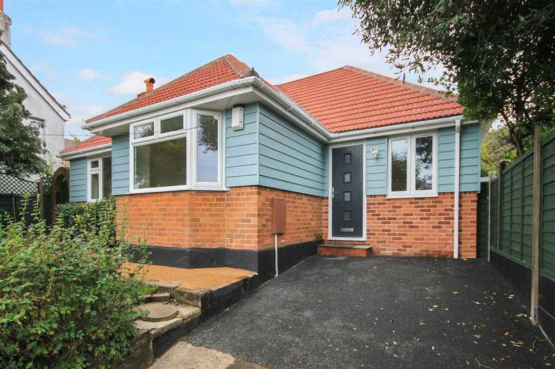 3 Bedrooms Bungalow for sale in Cromwell Road, Poole