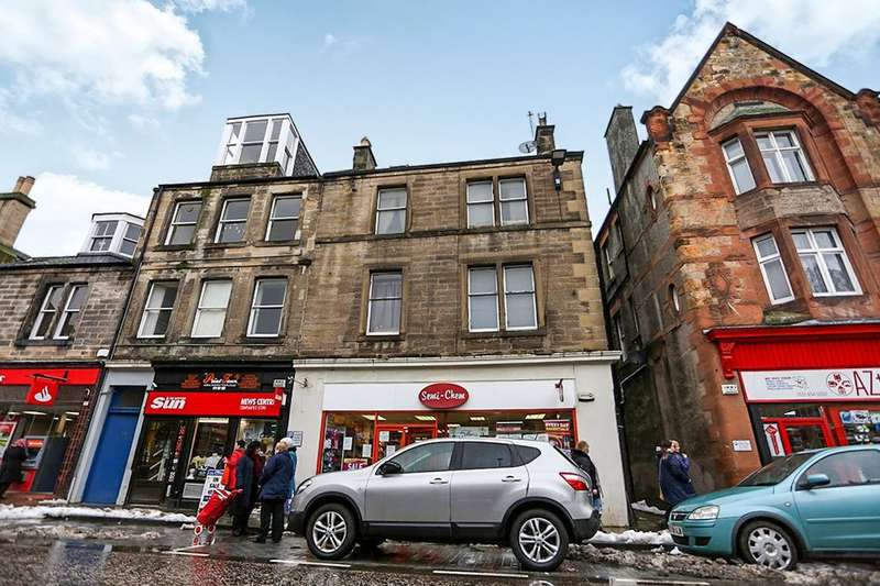 2 Bedrooms Flat for sale in High Street, Dalkeith, EH22