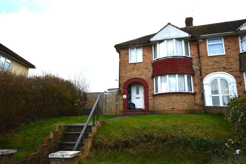 3 Bedrooms Semi Detached House for sale in Jarrett Avenue, Rochester, ME2