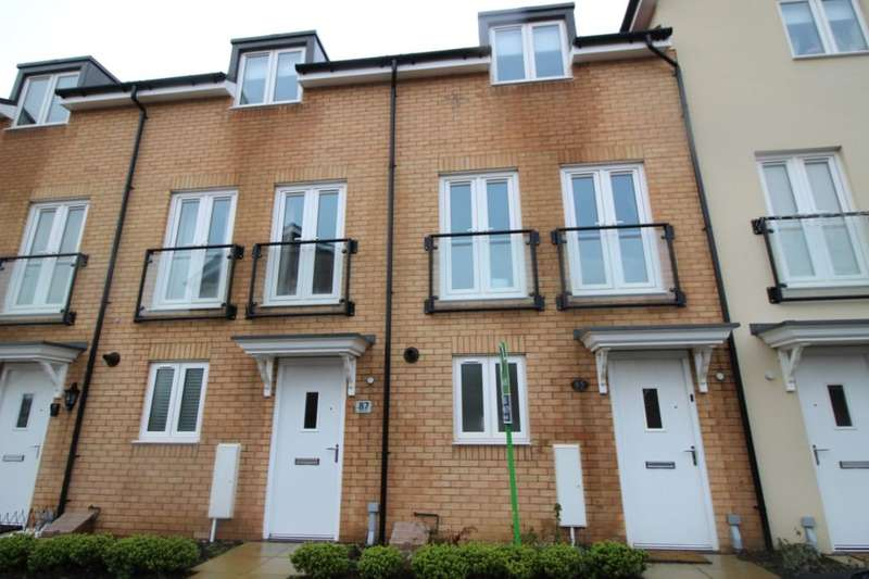 3 Bedrooms Property for sale in Nettle Way, Minster On Sea, Sheerness, ME12