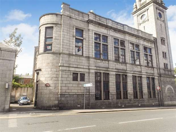 2 Bedrooms Flat for sale in 75 Rose Street, Aberdeen