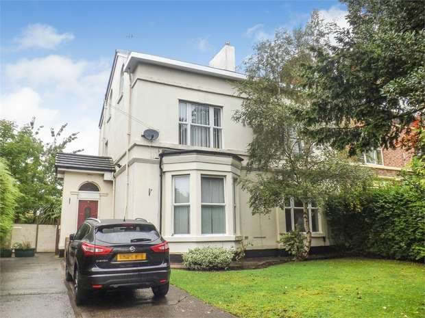 7 Bedrooms Semi Detached House for sale in Thorburn Road, Wirral, Merseyside