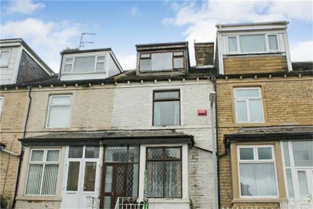 4 Bedrooms Terraced House for sale in Kensington Street, Bradford, West Yorkshire