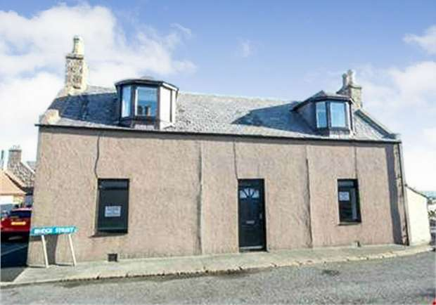 3 Bedrooms Cottage House for sale in Bridge Street, Boddam, Peterhead, Aberdeenshire