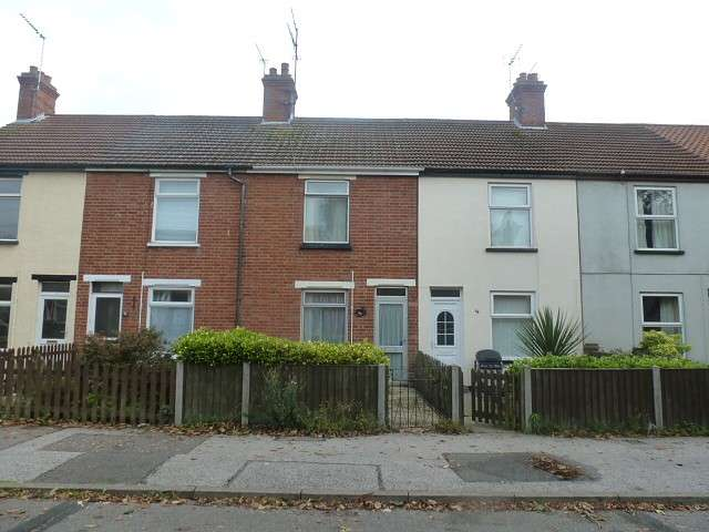 2 Bedrooms Terraced House for rent in Somerton Avenue, Lowestoft