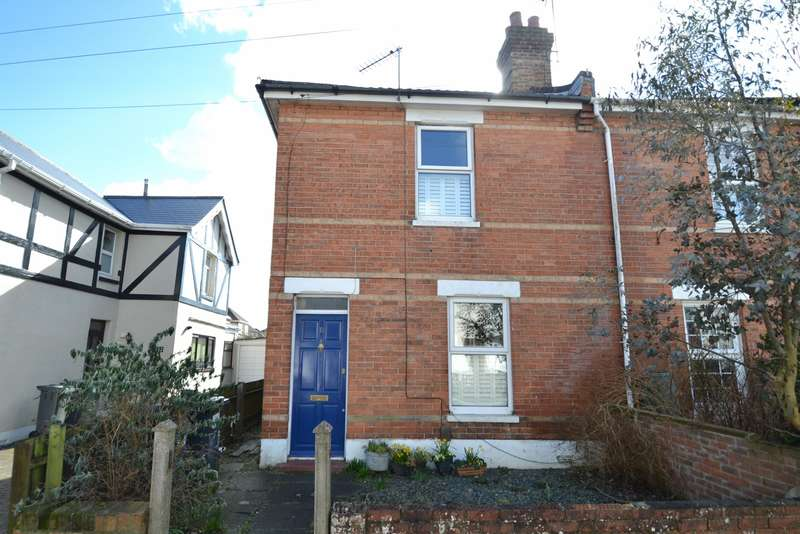 2 Bedrooms House for sale in Pokesdown