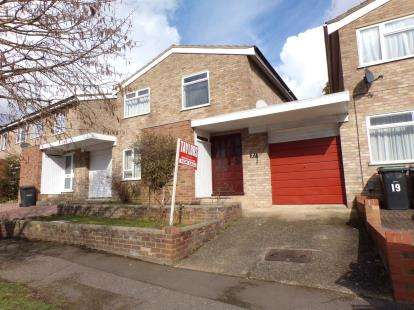 4 Bedrooms Link Detached House for sale in Arundel Drive, Putnoe, Bedford, Bedfordshire