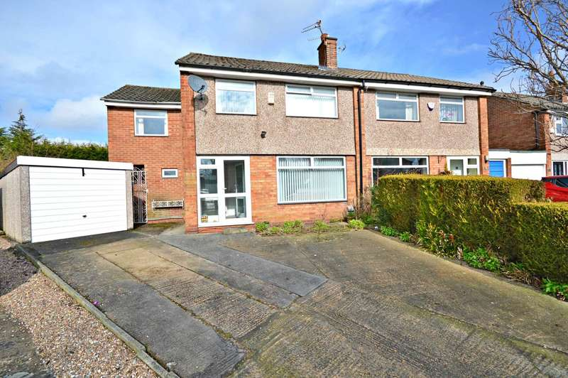 4 Bedrooms Semi Detached House for sale in Tewkesbury Close, Cheadle Hulme