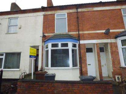 2 Bedrooms Terraced House for sale in Burns Street, Ilkeston
