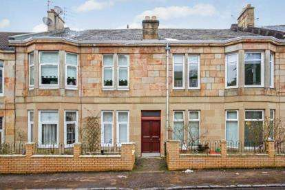 2 Bedrooms Flat for sale in Ardoch Gardens, Cambuslang