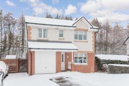 4 Bedrooms Detached House for sale in Munnoch Way, Plean