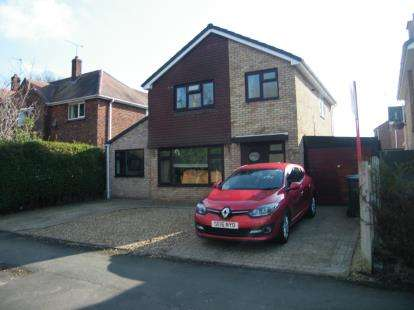 3 Bedrooms Detached House for sale in Bowness Road, Wistaston, Crewe, Cheshire