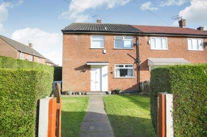 2 Bedrooms End Of Terrace House for sale in Toft Way, Handforth, Wilmslow, Cheshire