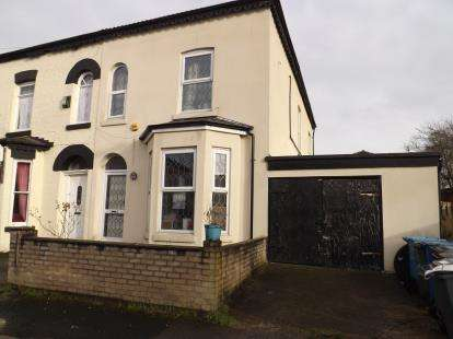 6 Bedrooms Semi Detached House for sale in Daisy Avenue, Manchester