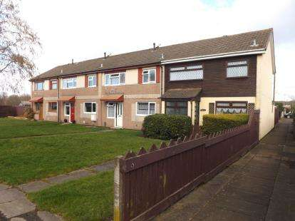 3 Bedrooms End Of Terrace House for sale in Grasmere Avenue, Warrington, Cheshire