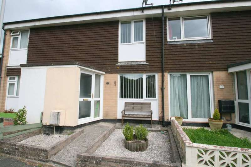 2 Bedrooms Terraced House for rent in Downfield Way, Plympton, Plymouth