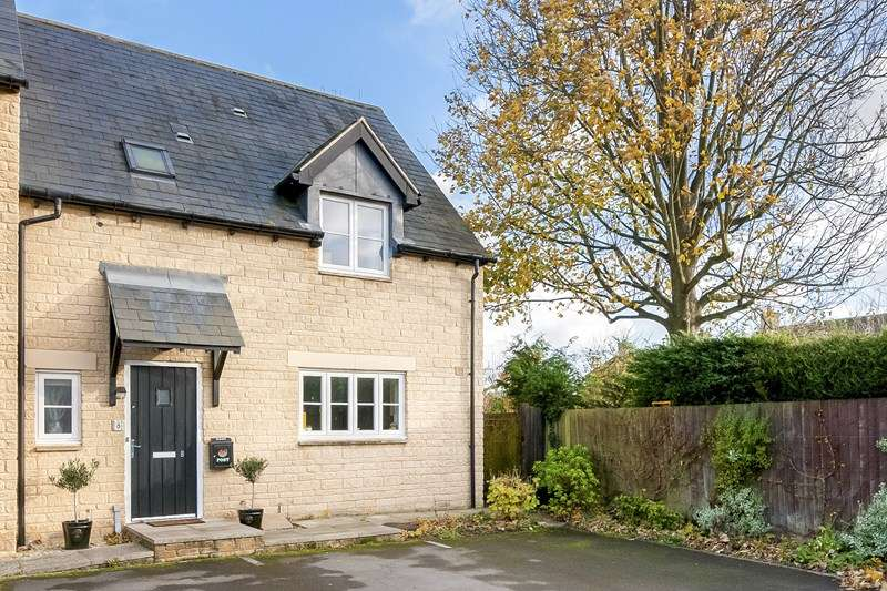 3 Bedrooms End Of Terrace House for sale in Old Johns Close, Middle Barton, Chipping Norton