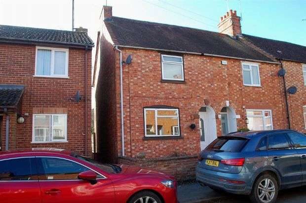 2 Bedrooms Terraced House for sale in Beechwood Road, Duston, Northampton NN5 6JT