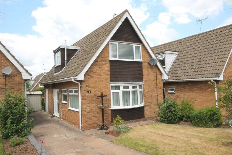 3 Bedrooms Detached House for rent in Bakewell Drive, Castle Donington, Derby