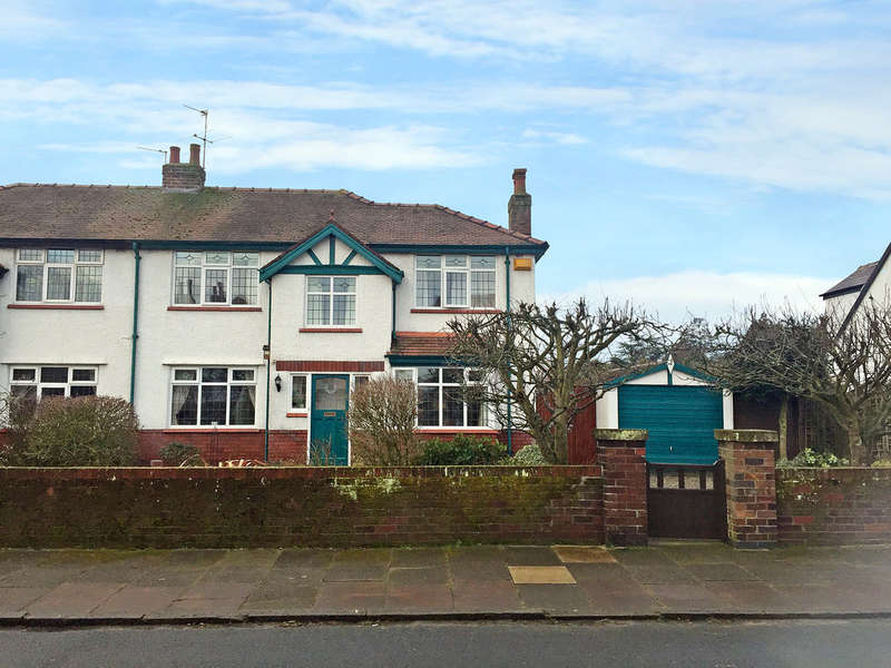 3 Bedrooms Semi Detached House for sale in Cleveleys Road, Southport
