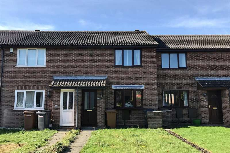 2 Bedrooms Terraced House for sale in Charnwood Avenue, Asfordby