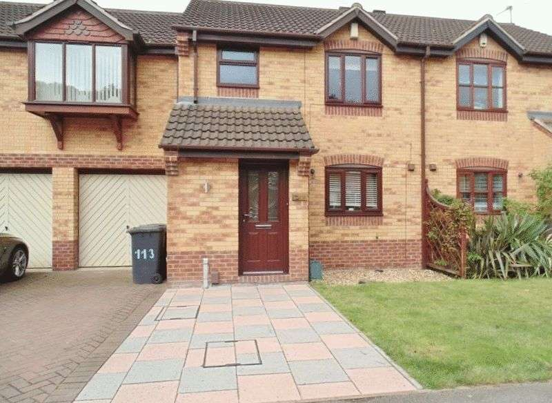 3 Bedrooms Property for rent in Hotspur Drive, Nottingham