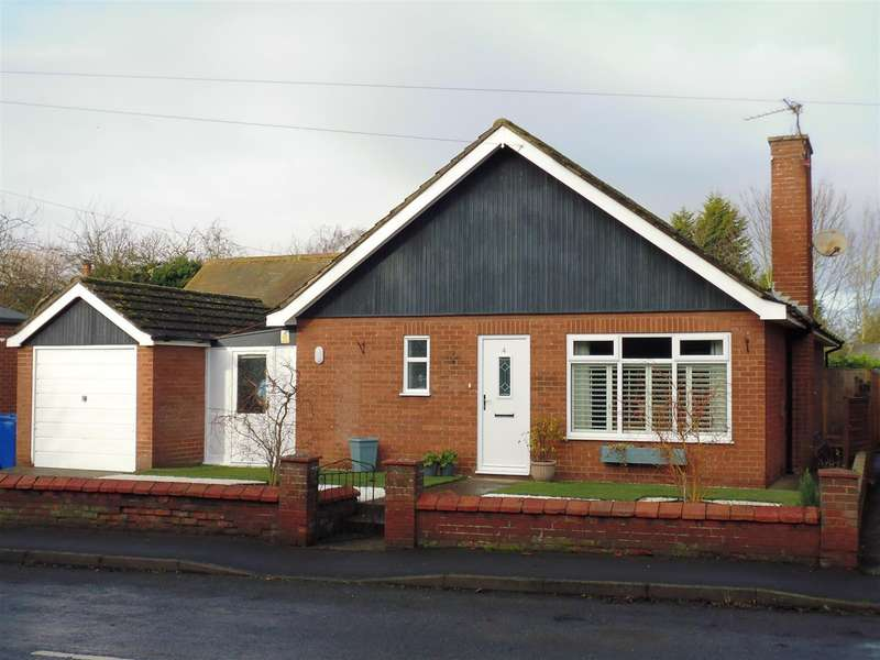 2 Bedrooms Bungalow for sale in Trent Port Road, Marton, Gainsborough