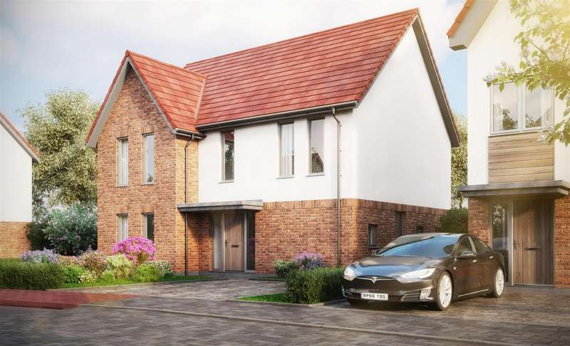 4 Bedrooms Property for sale in Peartree Lane, Edwinstowe, (Foxtail)