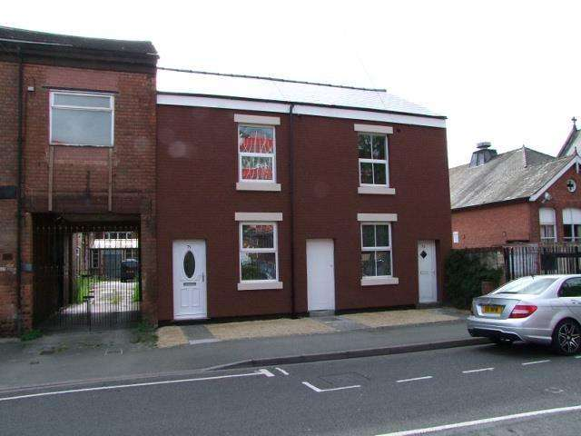 2 Bedrooms Detached House for sale in Guild Street, Burton-On-Trent