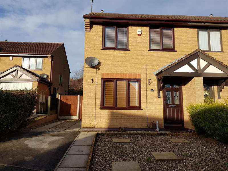 3 Bedrooms Detached House for sale in Diamond Avenue, Rainworth, Mansfield