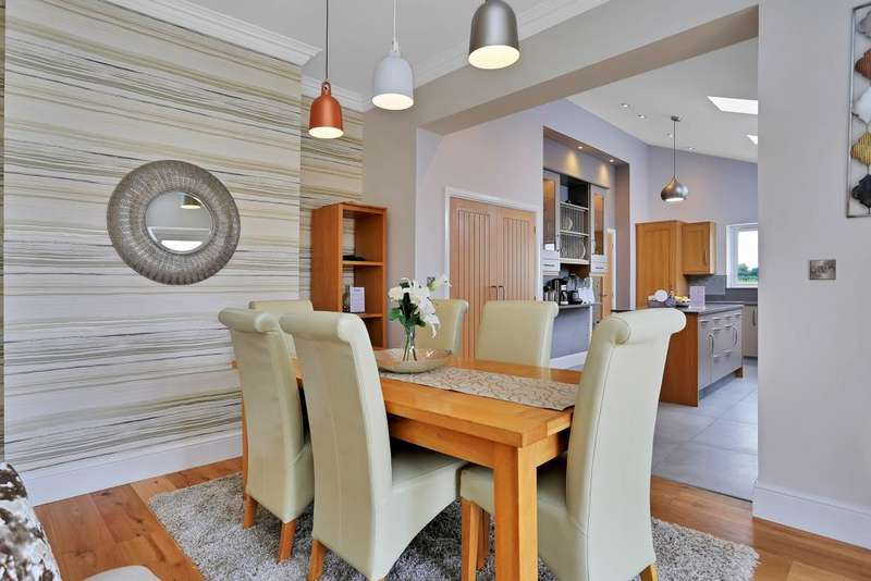 3 Bedrooms Detached House for sale in Langar Lane, Harby