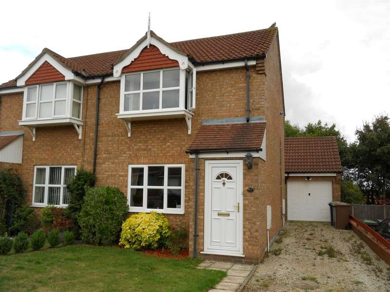 2 Bedrooms Detached House for rent in Branston