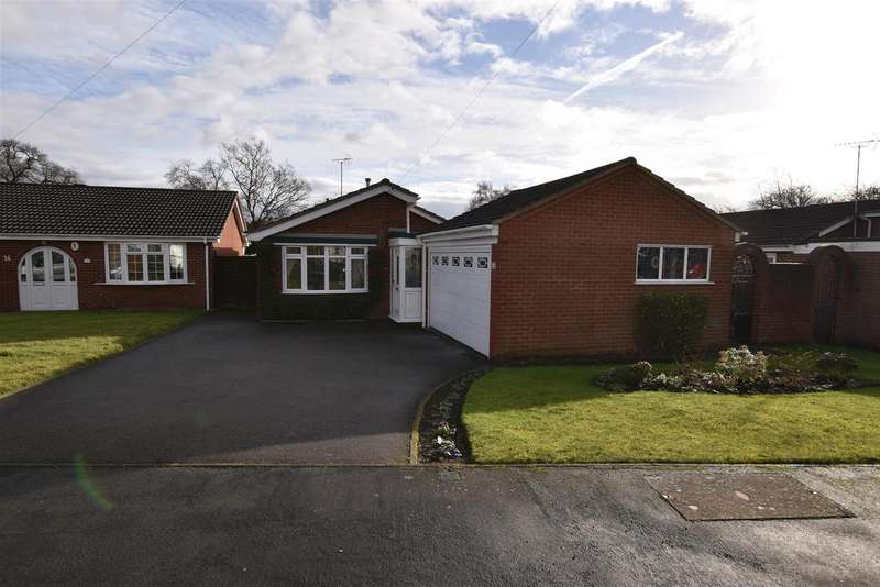 3 Bedrooms Property for sale in Eyebrook Close, Loughborough
