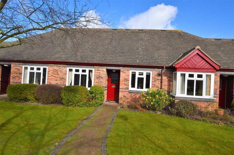 2 Bedrooms Bungalow for sale in Badger Court, Loughborough