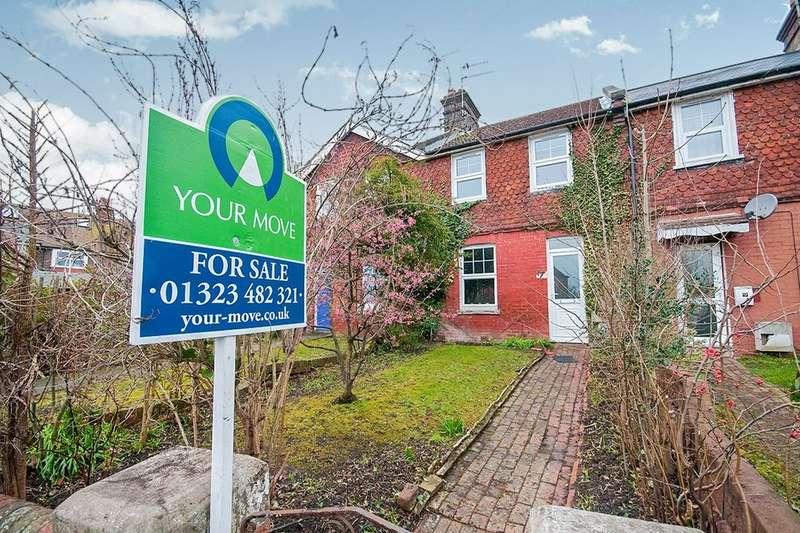 2 Bedrooms Property for sale in Brodrick Road, Eastbourne, BN22