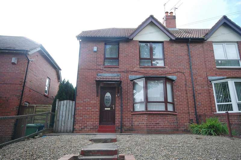2 Bedrooms Semi Detached House for rent in Felling