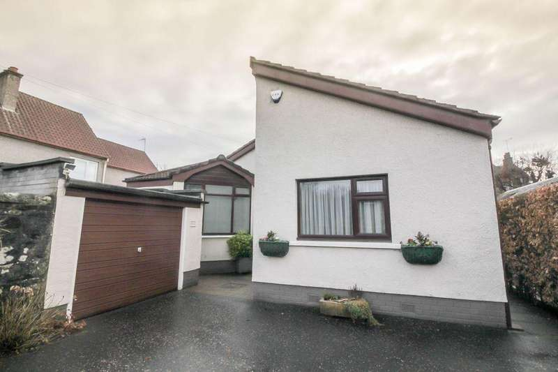 3 Bedrooms Detached Bungalow for sale in 9A, Park Place, Stirling, FK7 9JR