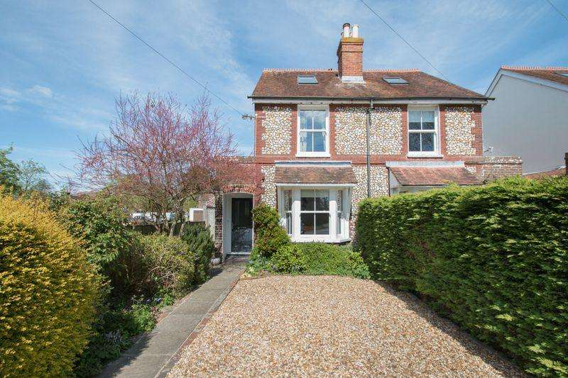 4 Bedrooms Semi Detached House for sale in The Broadway, Chichester, PO19