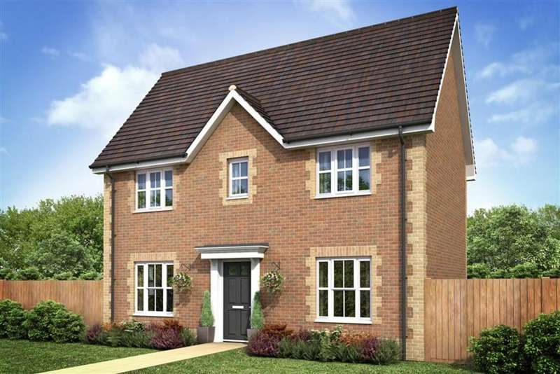 4 Bedrooms Detached House for sale in Shackeroo Road, Bury St. Edmunds
