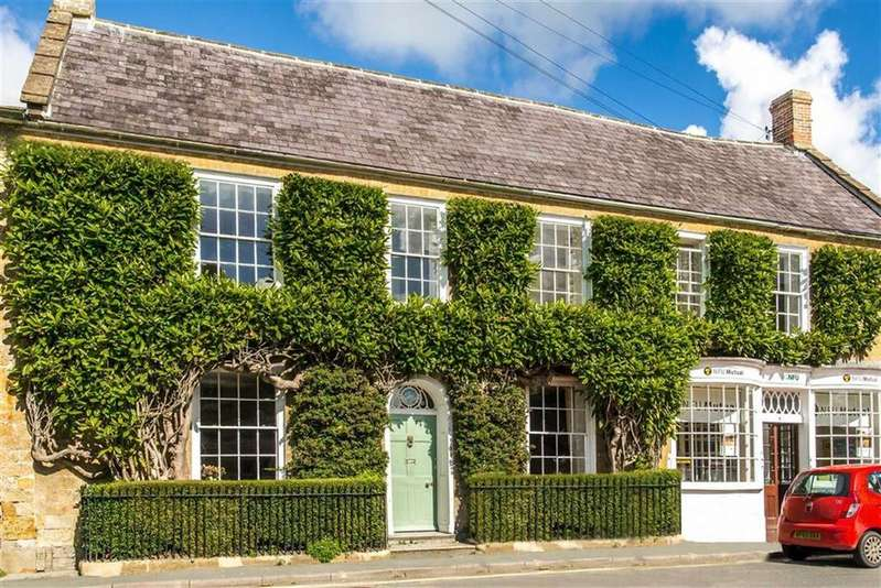 4 Bedrooms Detached House for sale in Fleet Street, Beaminster, Dorset, DT8