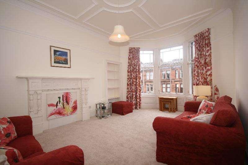 2 Bedrooms Flat for rent in Polwarth Street , Hyndland, Glasgow, G12 9TH
