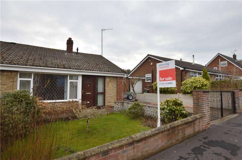 2 Bedrooms Semi Detached Bungalow for sale in Woodland Rise, Wakefield, West Yorkshire