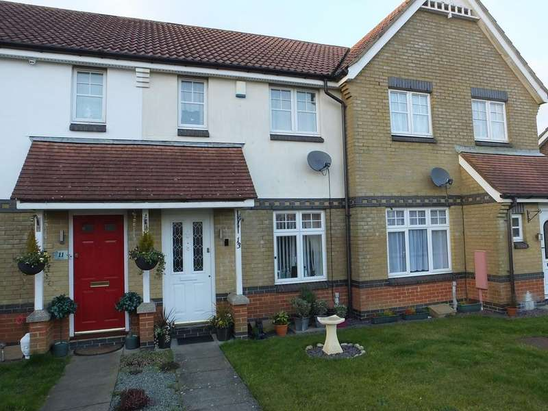 2 Bedrooms House for rent in Rose Walk, Hawkinge, Folkestone, CT18