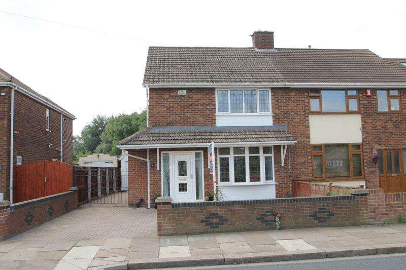 3 Bedrooms Semi Detached House for rent in WESTWARD HO, GRIMSBY