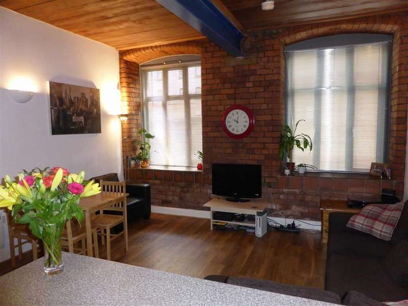 2 Bedrooms Flat for sale in Cambridge Mill, 5 Cambridge Street, Manchester